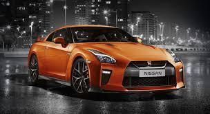 Nissan GT-R 2018  N