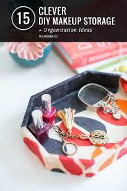 15 make up storage ideas
