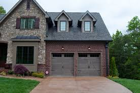 wayne dalton garage doorCarriage House Steel  Traditional  Exterior  Nashville  by
