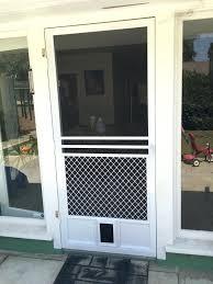 window dog door screen door medium hale pet door cat door for window sliding screen window dog door