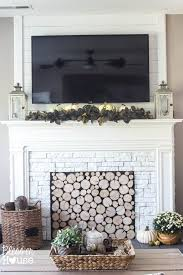 2016 fall home tour part two bedroom fireplacewhite fireplacefireplace mantlesfireplace