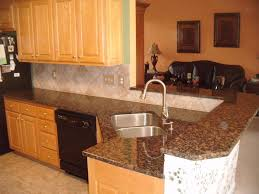 Tan Brown Granite Kitchen Baltic Brown Granite Charlotte Granite Colors