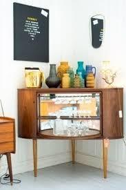 corner bars furniture. Mid Century Modern Bar Is A Corner Liquor Cabinet That Bars Furniture