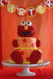 Elmo Birthday Cake Perth