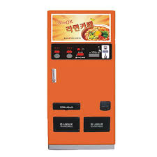 Noodle Vending Machine For Sale Simple Ramen Noodle Vending Machine YITA TECHNOLOGY
