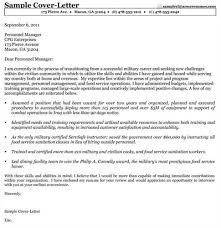 Military Cover Letter Tips For Writing Military Cover Letters