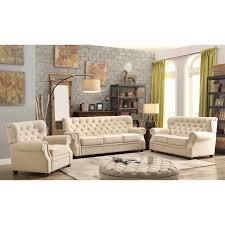 Wayfair Living Room Furniture Mulhouse Furniture Ventura 3 Pieces Living Room Set Reviews