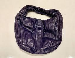 li leather hobo shoulder bag wanita dompet tas