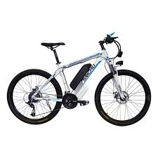 <b>Smlro C6 26inch</b> Electric Mountain Bike 1000W Electric Bicycle with ...