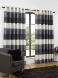 ikea horizontal striped curtains