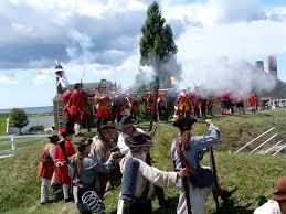 french and n war returns to fort ontario provincial troops from new york and other colonies were responsible for the successful defense of fort