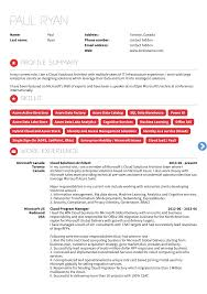 10 Real It Resume Examples That Got People Hired At Microsoft ...