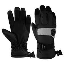 HighLoong Kids Waterproof Ski Snowboard Gloves ... - Amazon.com