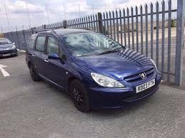 2003 Peugeot 307 SW 1,6 litre 5dr automatic | in Reading ...