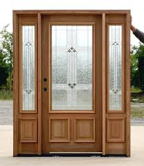 unfinished front doorArticles with Unfinished Wood Front Door With Glass Tag