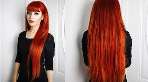 How To Dye Maintain Copper Red Lupesujeycuevas Hair Color