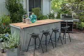 rustic outdoor bar ideas designs
