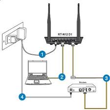 micro center how to set up wifi on an asus rt n12 wireless router home network setup diagram