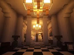 minecraft interior lighting. snows mansion minecraft building ideas house huge amazing inside interior lighting d
