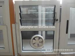 exhaust fan bathroom window