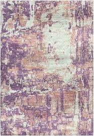 more views old lavender wafer blue silken modern 8x10 rug