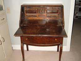antique desk value