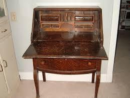 antique secretary desk with hutch value all home ideas and decor antique desk value