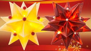 Leuchtende Sterne Basteln Groningenzoals