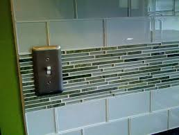subway tile backsplash installation vertical pattern on subway tiles
