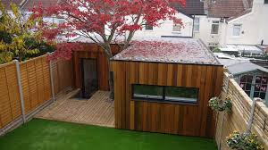 Small Picture Garden Offices Studios Outside Spaces Claro Design and Build