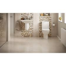 wickes brook beige porcelain tile 600 x 300mm beige bathroom tiles28