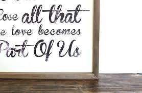 inspirational sayings wall decor wall decor inspirational es wall art wall framed e framed inspirational e