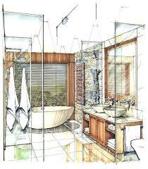 Interior Design Sketches Interior Design Markers Interior Design Sketches E  Best Interior Design Markers Interior Design . Interior Design Sketches ...