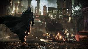 Wallpaper : 3840x2160 px, Batman Arkham ...