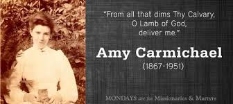 Amy Carmichael - Home | Facebook