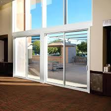 sliding glass doors cost oversized