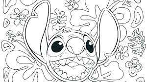 Stitch Coloring Pages Stitch Coloring Pages Stitch Coloring Stitch