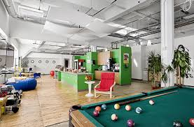 google office amenities. u201cthe office is very bright and colorful stimulating it has all of the best amenities u2026 that make google what isu201d gettinger said livingpod