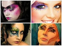 how to apply fantasy makeup picture