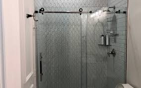 how to go from tub to stand up shower
