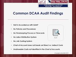 Ncma Workshop Developing A Compliant Accounting System For