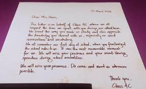 formal handwritten letter format 4 formal letter format form 4 marvelous example of formal and