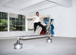 interesting furniture design. The Houston-born, New York-based Furniture Designer Dozie Kanu\u0027s Work Is On Display At Salon 94\u0027s \u201cMidtown\u201d Until Friday Lever House In York. Interesting Design H