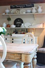 farmhouse dining table cottage