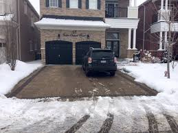 electric heated driveway. Exellent Heated Paver Heated Driveway With Electric Snow Melt System With