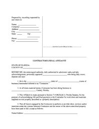 personal swot analysis example forms and templates fillable  state affidavit fl form