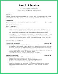 Charge Nurse Job Description Resume | Resume Writing Service