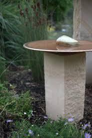 Bird Bath Garden Design Mallee Spun Copper Bird Baths And Water Bowls On Display At