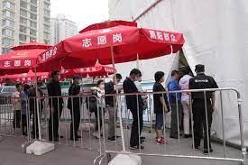 slow to start china now vaccinating at