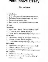 essay structure format com essay structure format